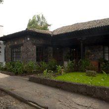 Misión Pátzcuaro (Hostería san Felipe)